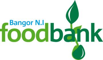 Bangor N.I foodbank logo