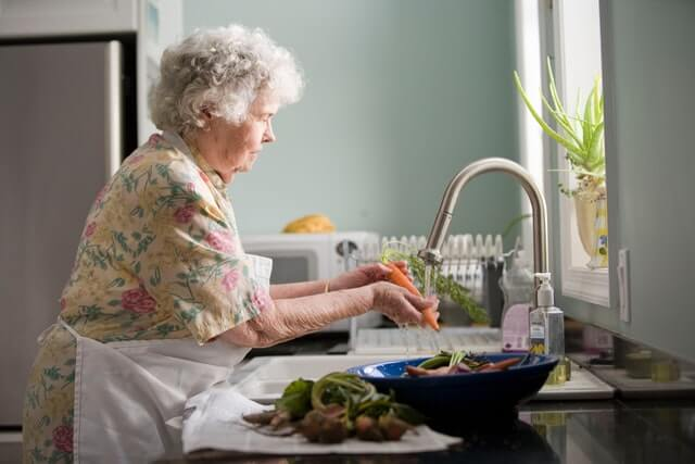 Play your part in looking after the elderly
